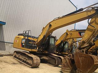 卡特彼勒329E挖掘机