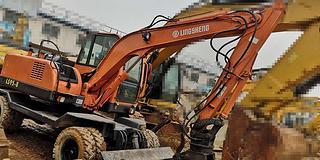 灵升机械 LS95-8 挖掘机