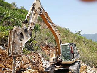 卡特彼勒 320CR 挖掘机