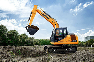 柳工 CLG913E 挖掘机