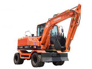 富亿 W90-5JS 挖掘机