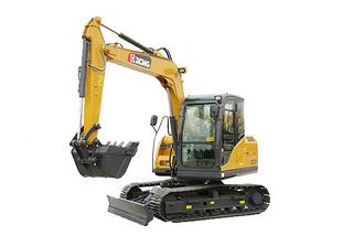 xcmgXE75DA挖掘机