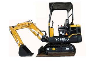 玉柴 YC15D 挖掘机