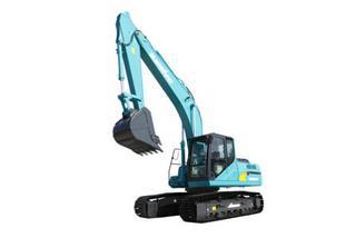 山河智能 SWE155E-3 挖掘机