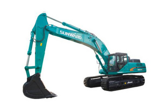 山河智能SWE500E-3挖掘机