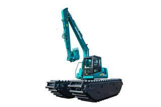 山河智能SWE210SD挖掘机