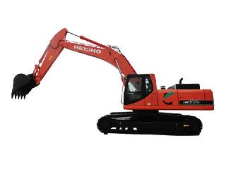合矿 HK400 挖掘机