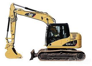 卡特彼勒 311D 挖掘机图片