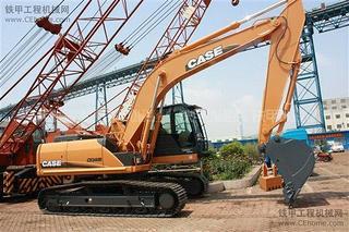 凯斯 CX240 挖掘机图片