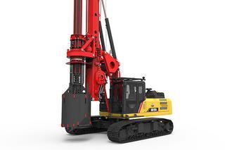 三一重工 SR155-C10 旋挖钻