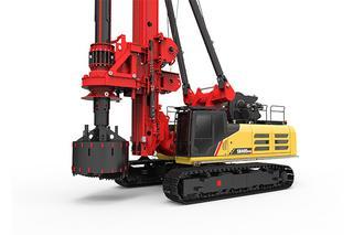 三一重工SR405C10旋挖钻