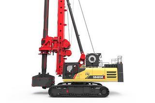 三一重工 SR485R-H10 旋挖钻