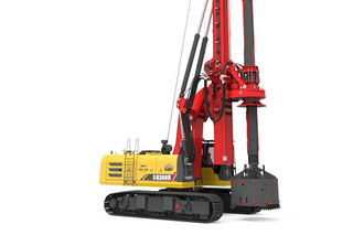 三一重工 SR360R-E10 旋挖钻