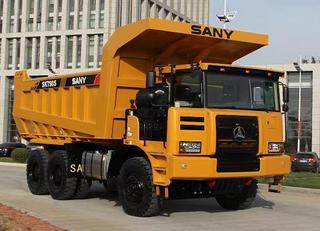 三一重工 SKT90S 非公路自卸车