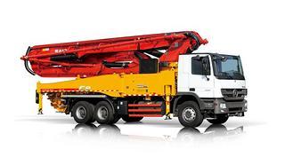 三一重工SYM5333THB 470C-8泵车