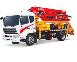 三一重工 SYM5163THBDS 21 泵车