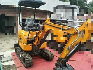 肯石重工 XN18 挖掘机