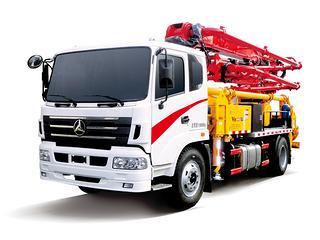 三一重工 SYM5163THBDS 23 泵车