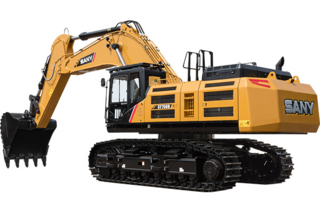 三一重工SY750H挖掘机