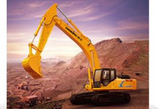 龙工  LG6365E 挖掘机