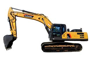 雷沃重工FR370E-HD挖掘机