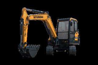 现代 HX60 挖掘机