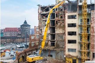 liebherrR950 Demolition挖掘机