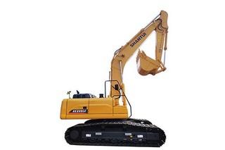 山推SE220LC挖掘机