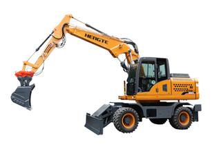 恒特重工HT185W挖掘机