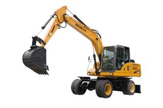 恒特重工HT145W挖掘机