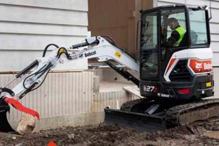 山猫 E27z 挖掘机