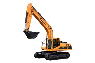 詹阳重工 JY635 挖掘机