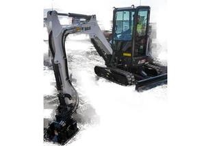 山猫 E35z 挖掘机