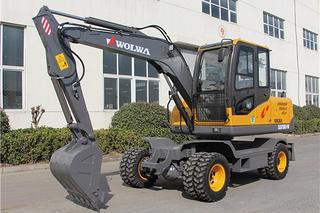 沃尔华DLS875BLH-9M挖掘机