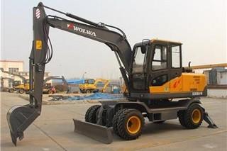 沃尔华DLS885BLH-9M挖掘机