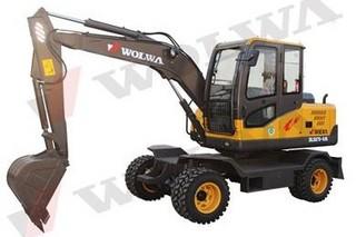 沃尔华DLS870-9M挖掘机