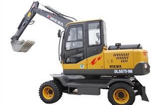 沃尔华DLS875-9M挖掘机