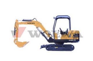沃尔华 DLS830-9B 挖掘机