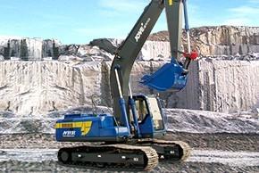 恒天九五JV215C挖掘机