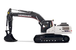 海德宝莱 HMK 300 LC PLUS 挖掘机