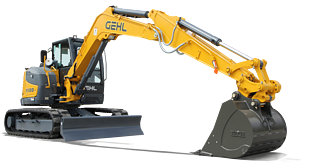 盖尔 M100 挖掘机