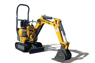盖尔 M08 挖掘机