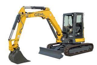盖尔 Z45 挖掘机