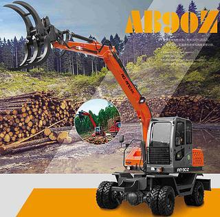 奥邦 AB-90Z 挖掘机