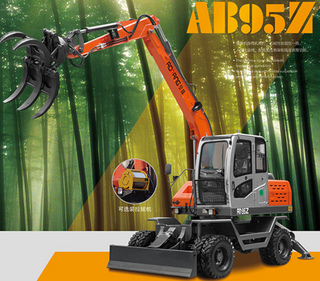 奥邦 AB-95Z 挖掘机