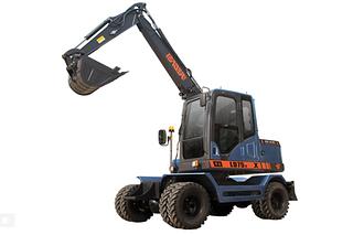 雷道机械 LD75X 挖掘机
