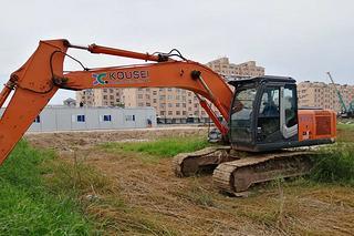 日立ZX200LC-3F挖掘机
