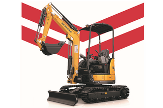 洋马 Vio22-6 挖掘机