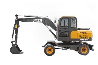 聚友重工 JY75-9T 挖掘机