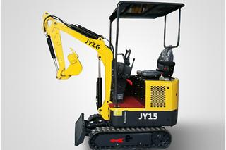 聚友重工 JY15 挖掘机
